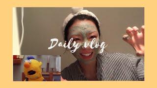 직장인 Vlog-일단 나는 즐거운 일상(ft. 건강검진…