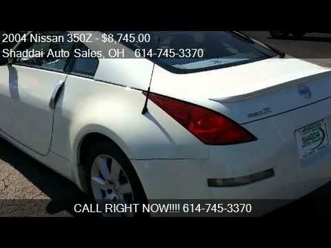 2004 Nissan 350Z Enthusiast 2dr Hatchback for sale in Whiteh