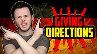 Giving Directions | Learn German for Beginners | Lesson 12