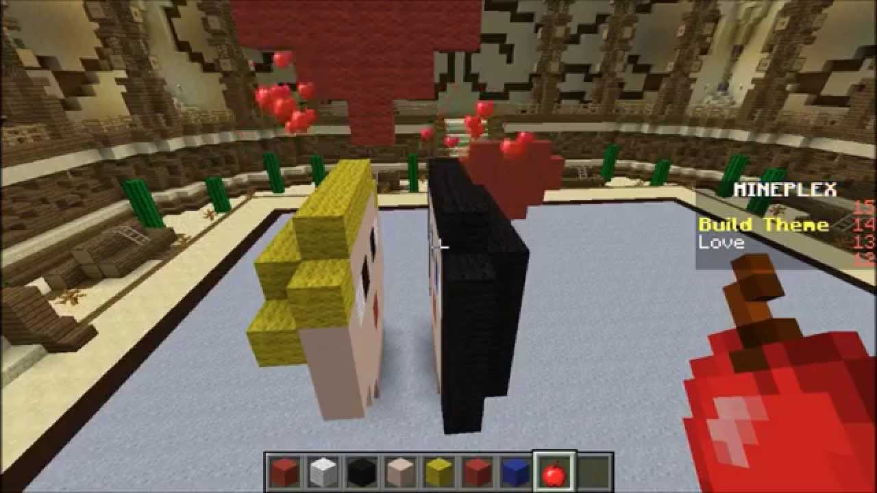 Minecraft: Master Builders With Mr. Mortensen: Inappropriate Builds