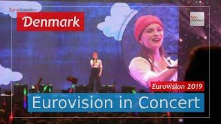 Denmark Eurovision 2019 Live: Leonora - Love Is Forever - Eurovision in Concert