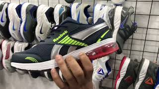 SPORTS SHOES WHOLESALE MARKET (CHEAPEST SPORTS SHOES VARIETY) (PART-1) CHANDNI CHOWK, BALLIMARAN