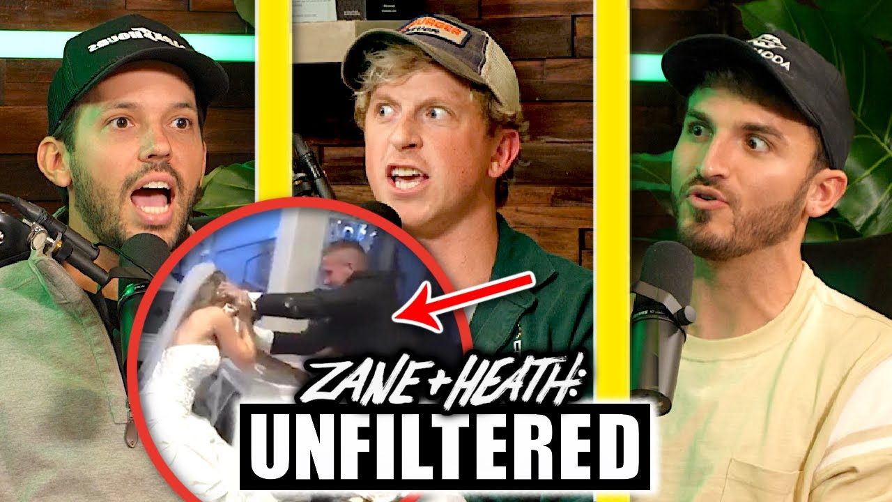Zane Got Uninvited From A Wedding - UNFILTERED #91