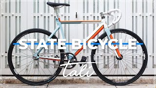 Undefeated Le Mans edition from State Bicycle Co. at DAN Fixed Gear