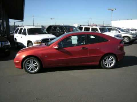 2003 Mercedes-Benz C Class in Eugene OR
