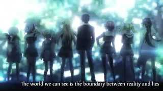 Chaos;Child Xbox One Opening - English Subtitled