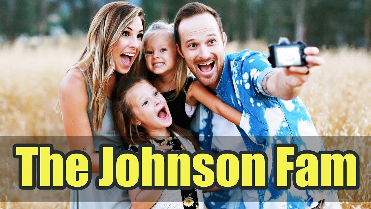 THE JOHNSON FAMILY ALL TIKTOK VIDEOS & Baby boy Theo birth