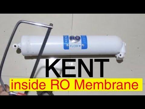 Inside Concealed RO Membrane Kent