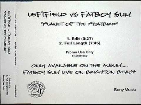Leftfield vs. Fatboy Slim - Planet Of The Phatbird (Full Length)