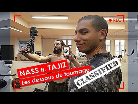 Derrière la Caméra - Tournage vidéo avec Nassim Sahili