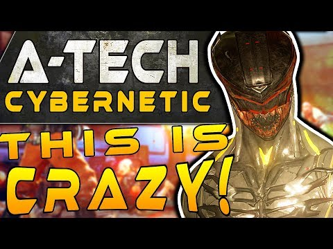 TRAPPED On A Space Station With CYBORG Z's In VIRTUAL REALITY | A-Tec Cybernetic Gameplay |