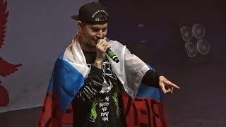 Hollywood Undead - Live @ Adrenaline Stadium, Moscow 03.03.2018 (Full Show)