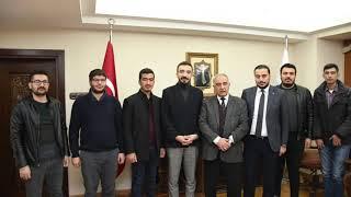 Radyo Dergisi 1220 - Genç MÜSİAD'tan Rektör Turgut'a Ziyaret