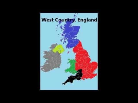 14 Accents Of The UK