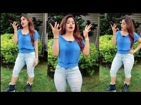 Miss Pooja New TikTok Entertainment Fun, Comedy, Dialog, Dance, Acting Punjabi Singer @themisspooja