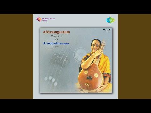 AlankaraPantuvaraliRaga R.Vedavalli