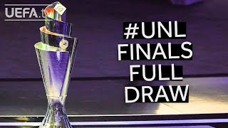 Download Video Watch the UEFA Nations League Finals Draw MP3 3GP MP4