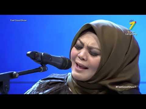 Terjuih Bibir Zulin Aziz Lipsync | Feel Good Show 2018
