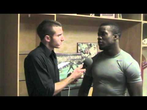 KCR SPORTS: Ronnie Hillman Interview