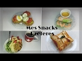 Mes Snacks Preferes - My Favorite Snacks || TheMissKandy