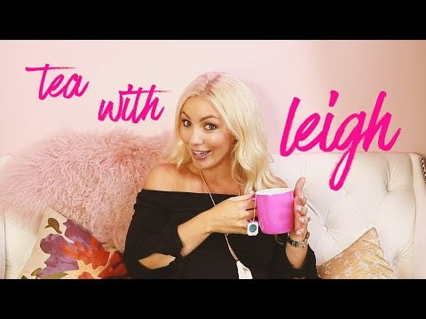 tea with Leigh ☕️ pregnancy chit chat! | tarte talk