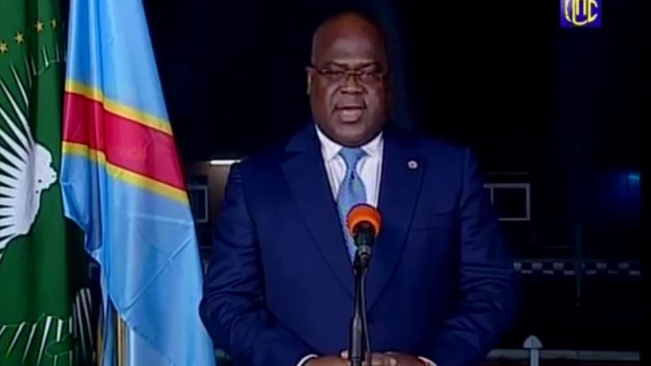 La justice élève une nation  vive l'indépendance du congo