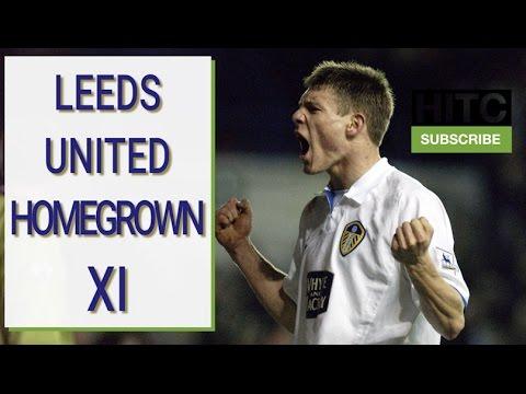 Leeds United Homegrown XI