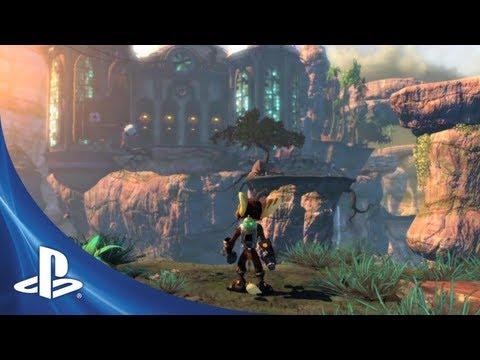 Ratchet and Clank: Into the Nexus - GamesCom Trailer