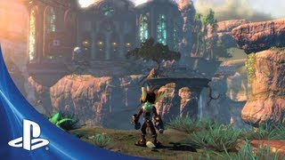 Ratchet and Clank: Into the Nexus - GamesCom Trailer