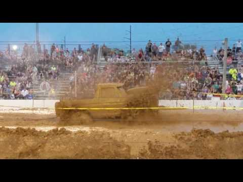 Mud Bogs at The Buck Motorsports Park 2017 opening night