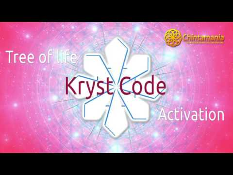 Tree Of Life Kryst Code Activation - HIGH FREQUENCY MEDITATION - Nykkyo Energy DJ