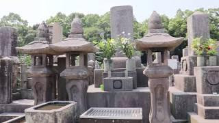 西郷隆盛、維新の志士の墓.