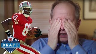 The Pick Before Rice, Celebrity Name Inspiration, & More!   NFL Draft Stories
