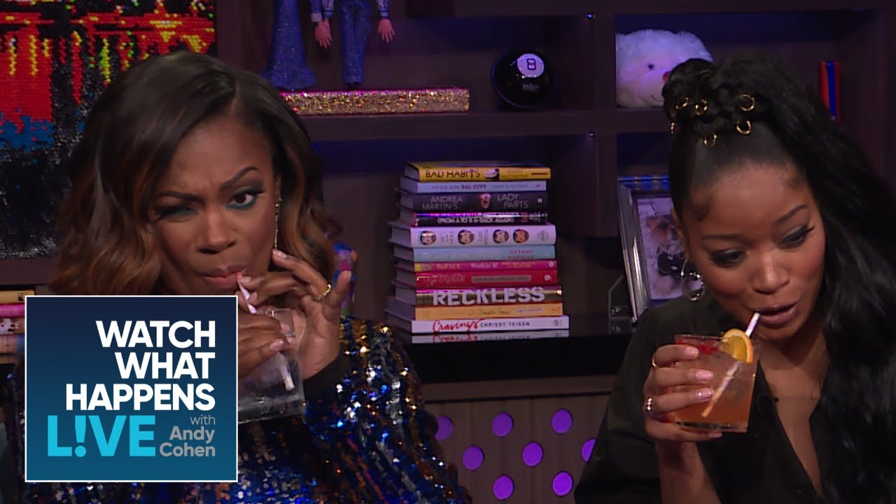 Download Never Have I Ever With Kandi Burruss And Keke Palmer   RHOA   WWHL