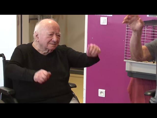 Journée mondiale Alzheimer à la Villa Amarelli