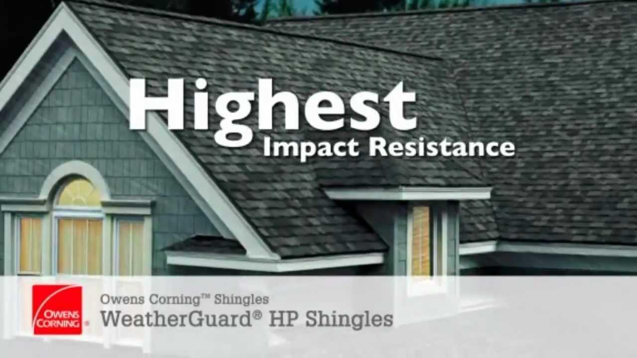 Owens Corning Weatherguard Hp Roof Shingles For Colorado