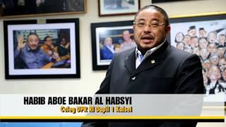 Membanguan Banua Bersama Habib Aboe Bakar Al-Habsyi