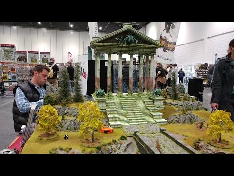 Salute Wargames Show 2017