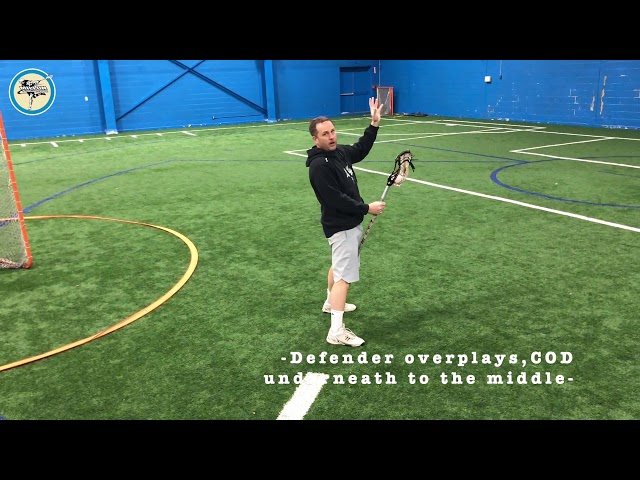 Millon Lacrosse Tip of the Month - Inside Roll
