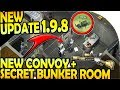 NEW UPDATE 1.9.8 - ALL NEW WINCHESTER MODS, SECRET BUNKER ROOM + CONVOY - Last Day on Earth Survival