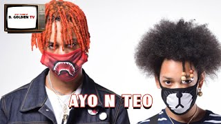 Ayo and Teo on Success of Rolex [Full Interview] Video