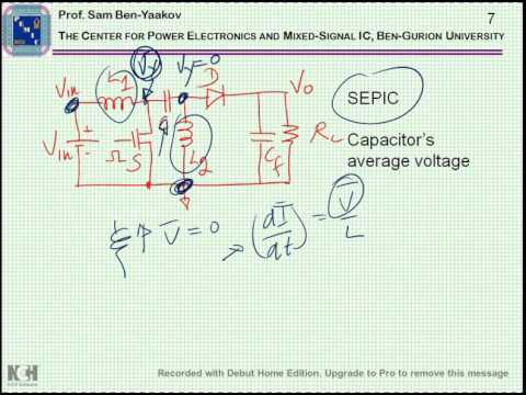 Can inductors of a  PWM converter share the same core?