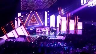 Fifth Harmony - Work From Home (Kids' Choice Awards México 2017)