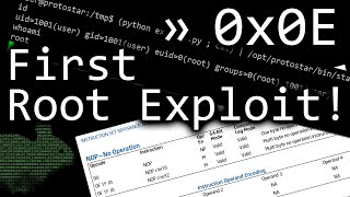 First Exploit! Buffer Overflow with Shellcode - bin 0x0E