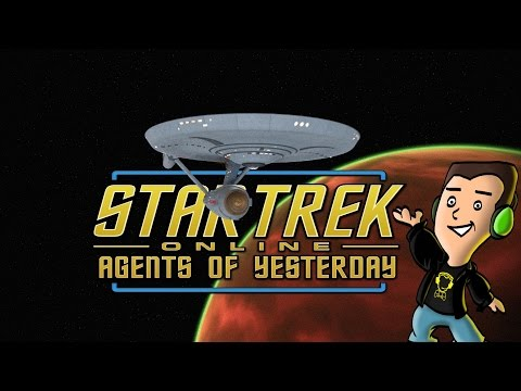Welcome To the 23rd Century! | Star Trek Online: Agents Of Yesterday #1