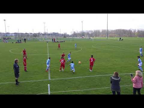 PDA Bale vs Jackson SC Spartan 4.28.18