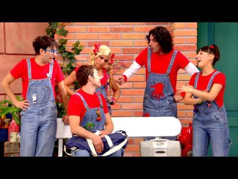 Disney Junior España | CantaJuego: Plaza EnCanto. Episodio 1