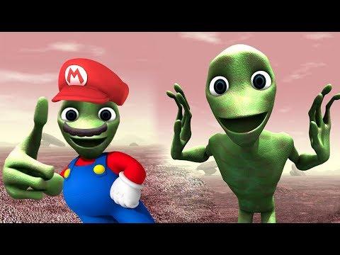 Dame tu Cosita vs Super Mario (El Chombo in Mario World)