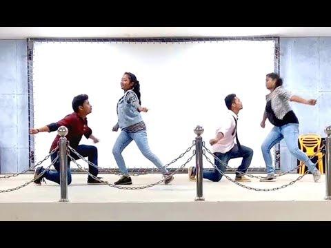 Tu meri prem ki bhasa and Ding Dong dance @ CUTM