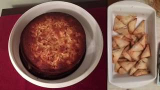 Greek/Mediterranean Feast Party